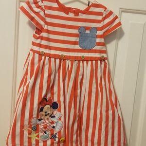 Disney minnie summer dress